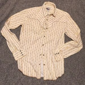 Other - Rare Vintage brand western style shirt..